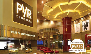 pvr cinemas loot offer get rs worth voucher in rs only