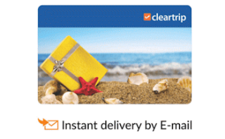 snapdeal cleartrip gift cards loot