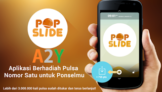 pop slide app referral loot abhiyou