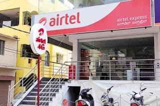 Airtel g  off loot data offer