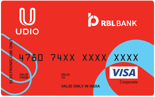 Udio wallet card offer loot