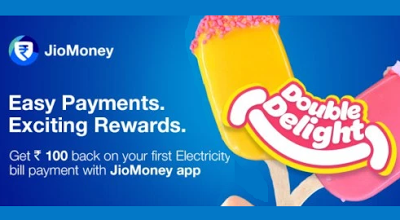jio money loot electric bill