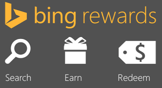 Bing Rewards attraction banner