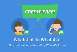 WhatsCall free calling