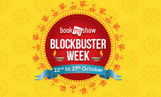 bookmyhow blockbuster weekend