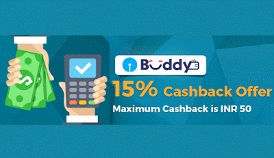 bookmyshow buddy  cashback