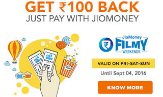 bookmyshow jio rs cashback offer loot