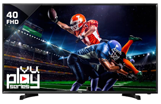 flipkart vu  led tv