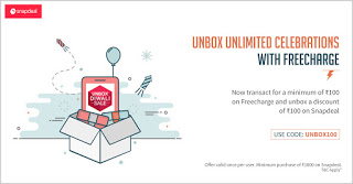 freecharge unbox
