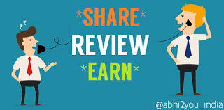 share review earn