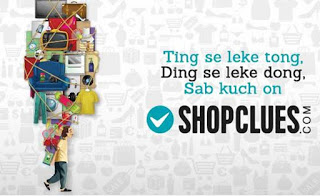 shopclues  off on orders all users