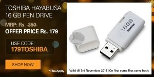 toshiba  GB Pendrive for Rs  only ebay
