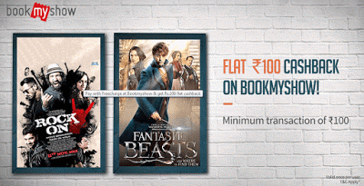 freecharge bookmyshow rs cashback