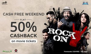 flat  Cashback on Movie Tickets paytm loot