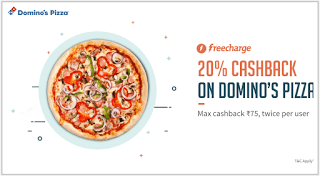 freecharge dominos loot offer