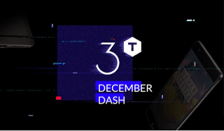 oneplus t december dash
