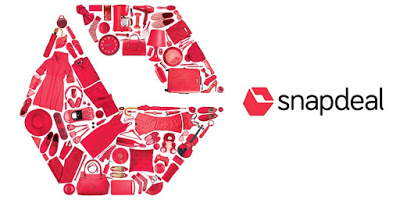 snapdeal red logo