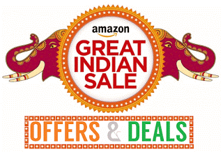Amazon great indian sale deals and offers