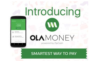 OLA Money  cashback new users offer