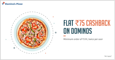 domino freecharge