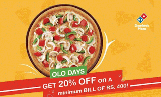 dominos pizza online olo thursday offer