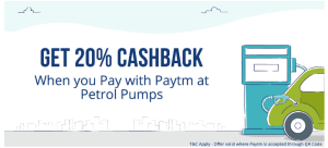paytm petrol pumps