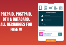 [RC App Loot] Signup & Get Rs.10 + Rs.40 Per Refer (Free Recharge)