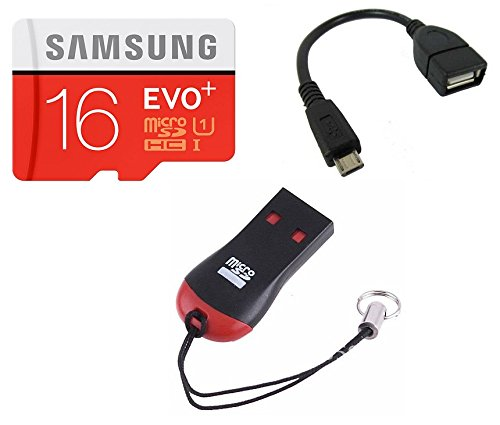 16GB MemoryCard + OTG + Card Reader @ Just Rs.230