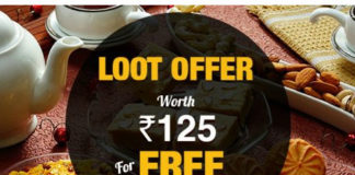 Loot Offer - Get Products Worth Rs.125 for Free! [Limited Time]