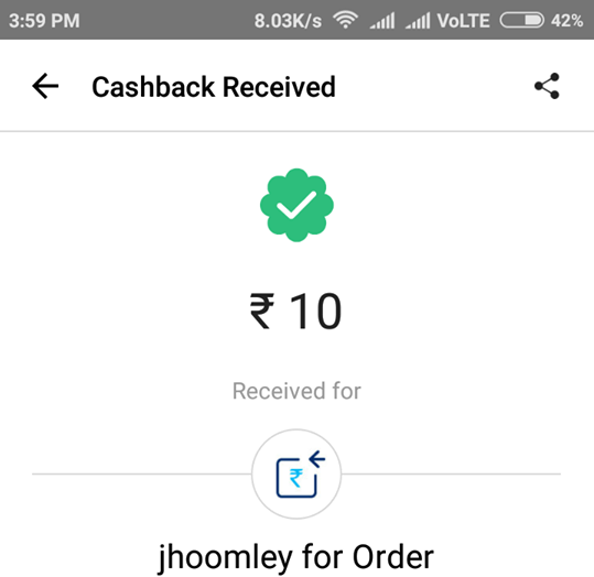 ExtraCarbon: Earn Unlimited Paytm Cash [Rs 10/Refer] [Proof Added]