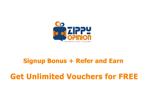 [ZO Loot] Signup Bonus + Refer and Earn [Free Unlimited Vouchers]