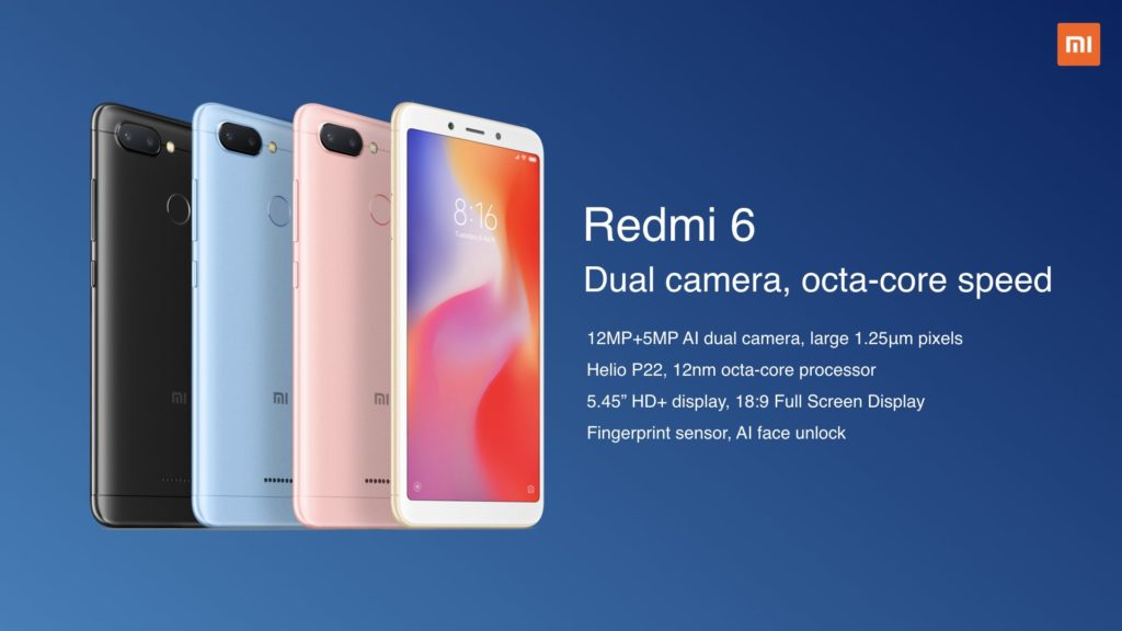 How to Buy Xiaomi Redmi 6 at Rs 7,999 in India (Flash Sale)