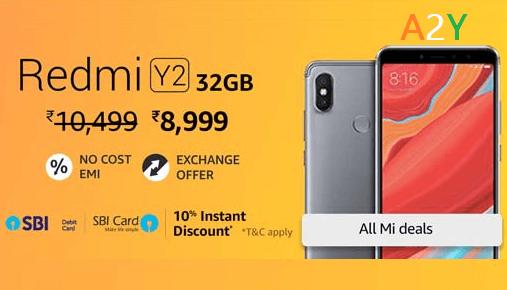Amazon Deal Redmi Y2