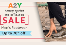Amazon Shoes Steal
