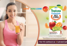 Lybrate Free Tropicana Sample