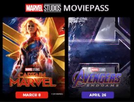 Paytm Marvel Movie Pass