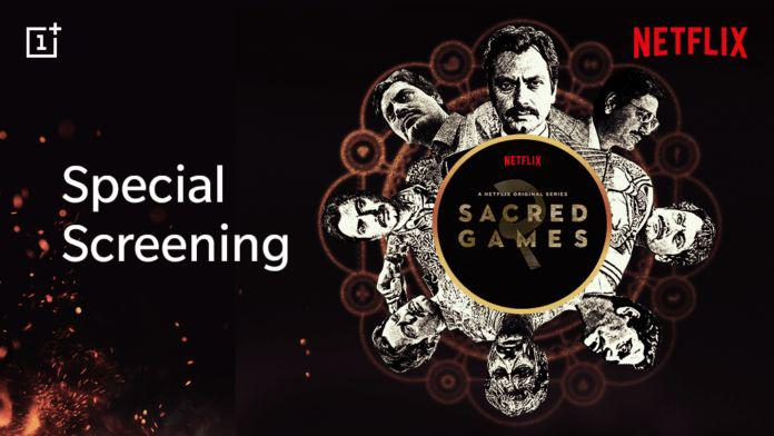 Sacred Games S02 Special Screening