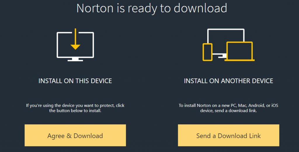 norton download image