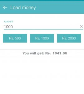 JioPos App load money